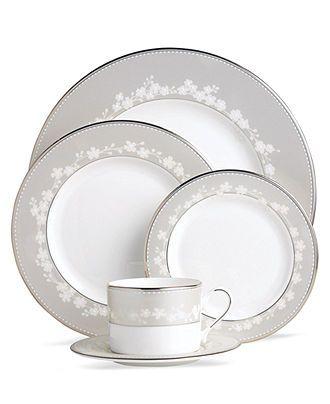 Lovely Lenox Dinnerware, Bellina Collection   Lenox Fine China   Dining U0026  Entertaining   Macyu0027s Bridal