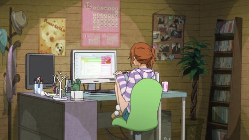 Anime Living