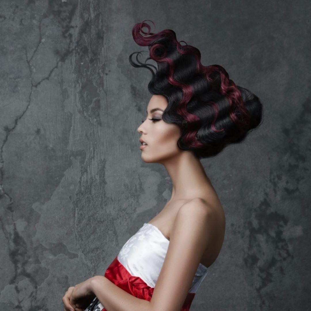 Check Out The Hair Upload Of The Day By John Seo On Bangstyle Beauty In 2020 Artistic Hair How To Style Bangs Cool Hairstyles