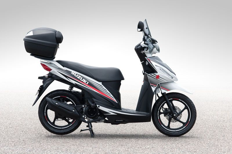 2009 Suzuki Address FL 125