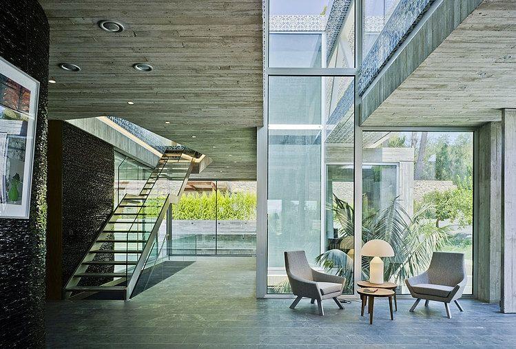 4 In 1 House By Clavel Arquitectos Evler Ev Icin Ve Modern