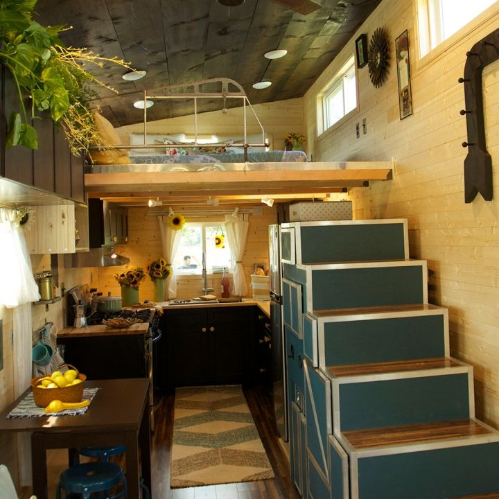 Living In A Tiny House: Tiny House/ Design