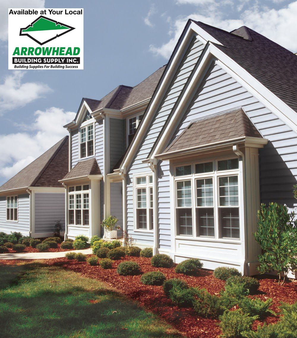 Building Supplies For Homeowners In Missouri Illinois Arkansas Siding Color Options Siding Colors Homeowner