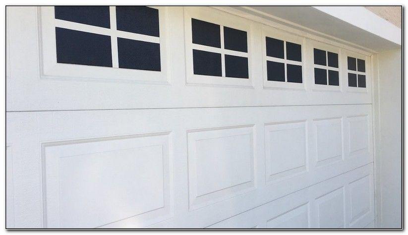 How To Install Fake Garage Door Windows Check More At Http Gomore Design How To Install Fake Garage Door W Garage Doors Garage Door Windows Windows And Doors
