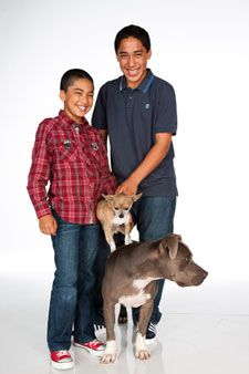 Cesar millan kids