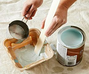 Técnica de pintura para envejecer muebles de madera - Guía de MANUALIDADES