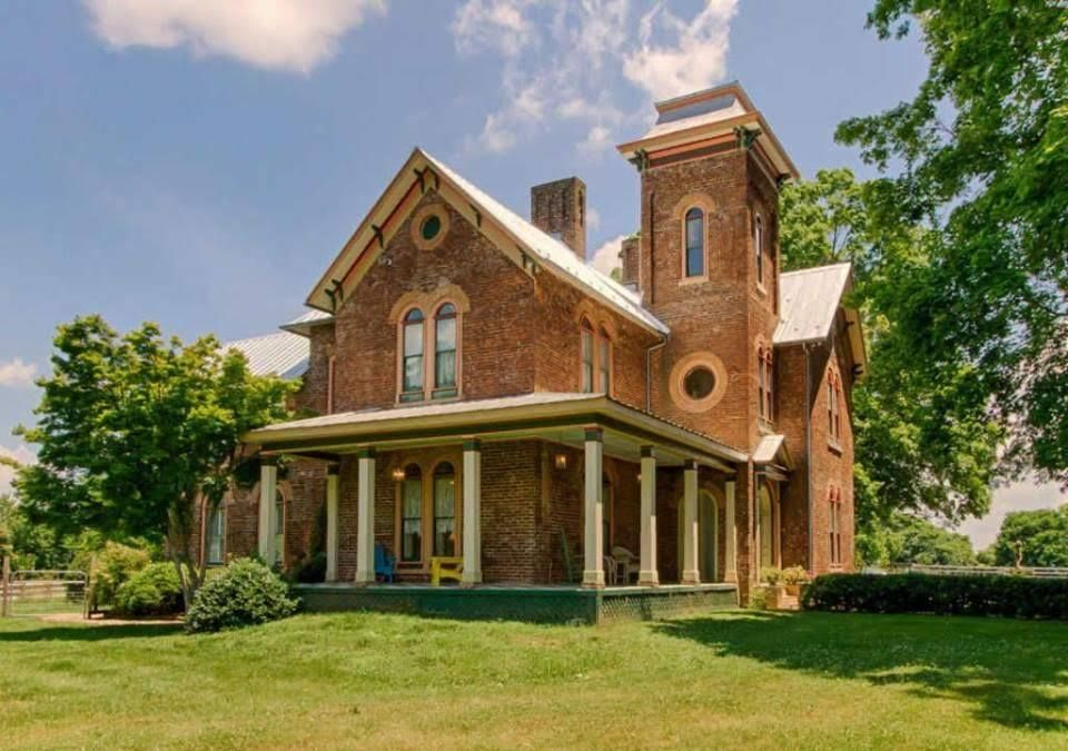 1881 the tarr house in talbott tennessee captivating