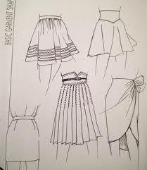 Desenho De Moda Tecnicas De Ilustarcao Para Estilistas