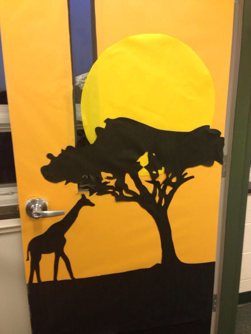 Classroom Decoration Ideas For Grade 7 ~ Tips for travelling the world i love africa safari