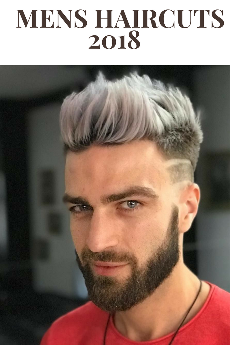 Popular mens haircuts 2018 top  mens haircuts  textured fauxhawk  fade check out our