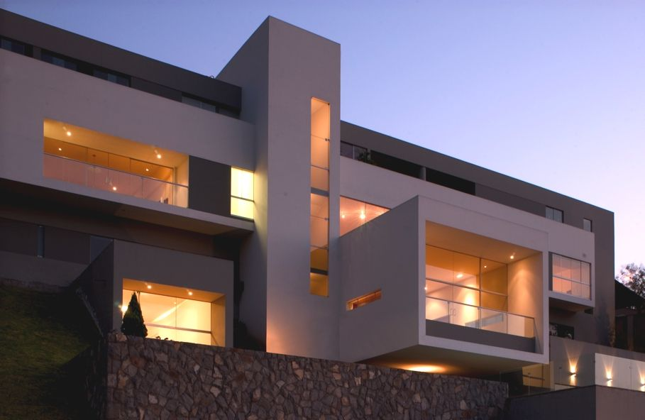 House in Las Casuarinas, Lima Peru Architecture design