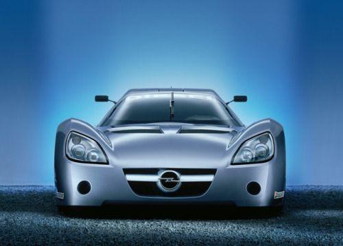 Fullthrottleauto Opel Eco Speedster Concept 2002 Fullthrottle