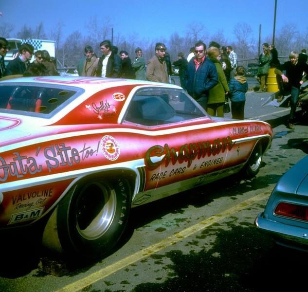 Vintage Drag Racing - Funny Car - Chapman