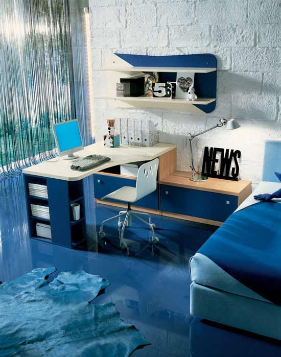 Cool Kids Study Space Design Ideas By Corazzin Group Kids Stuff - Kids-room-decorating-ideas-from-corazzin