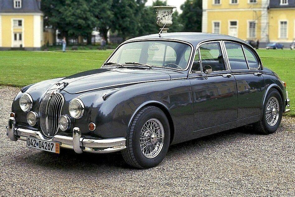 Mk 2 Jaguar From The 1950 S Jaguar Car Classic Cars Premium Cars