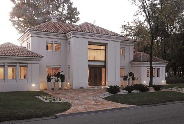 Casas estilo italiano google search paisajes for Fachadas de casas modernas en italia