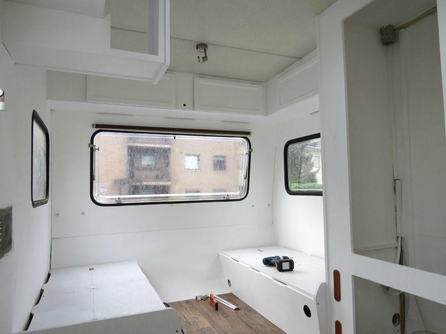 ambazamba wohnwagen caravan makeover pinterest. Black Bedroom Furniture Sets. Home Design Ideas