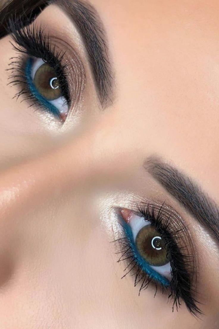 Las 48 mejores ideas de maquillaje Smokey Eye #ideas #Makeup #smokey