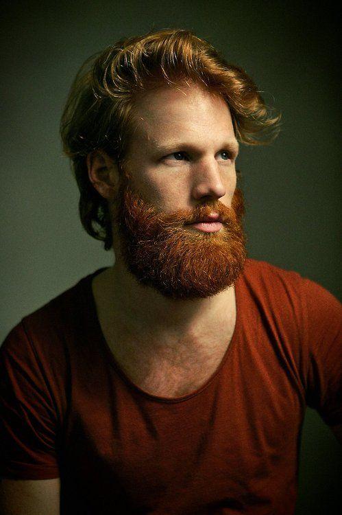 Hairy Gay Redhead