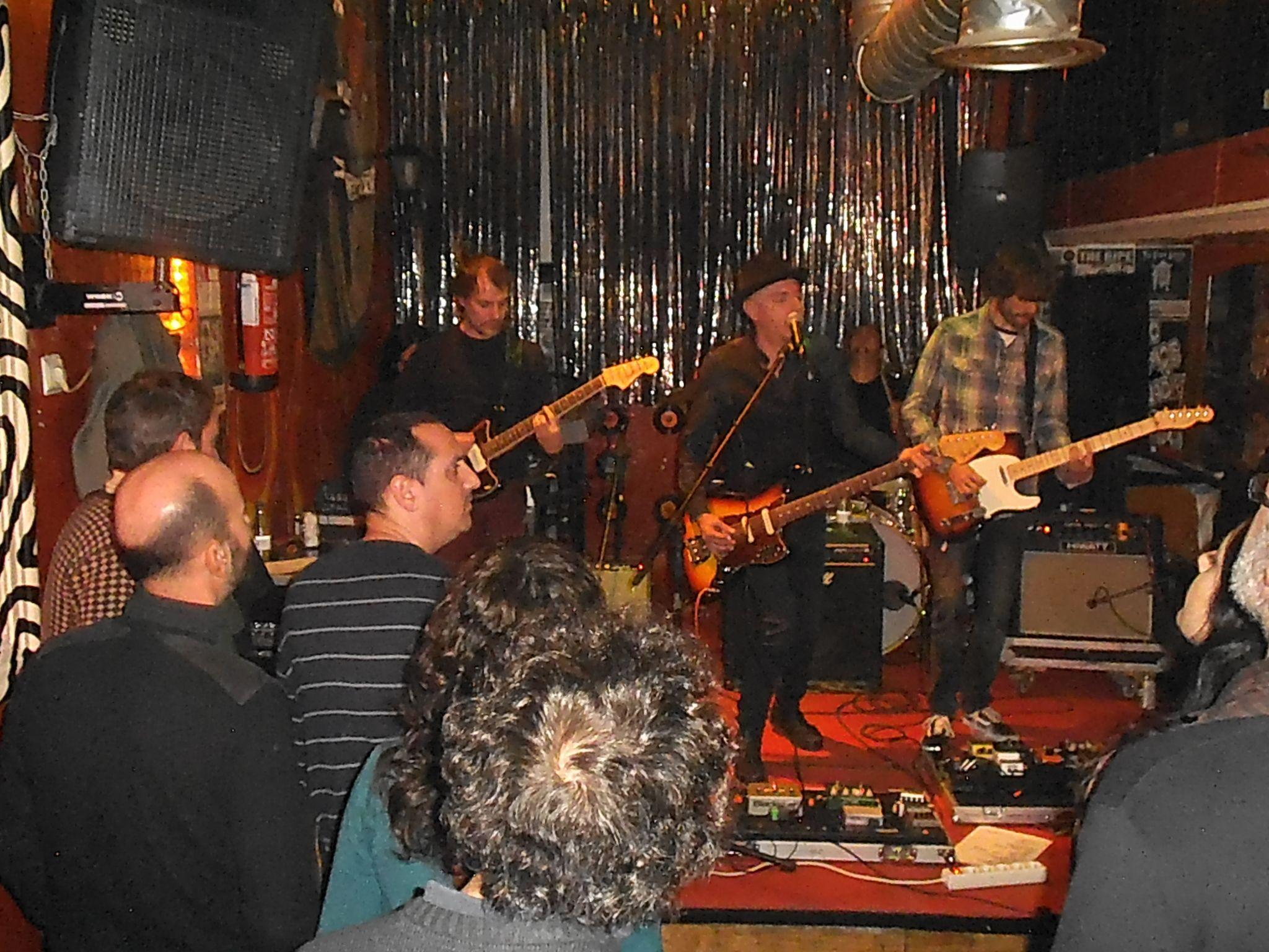 ANTONIO ARIAS en LA GRAMOLA  - FEBRERO 2015 - www.lagramola.com