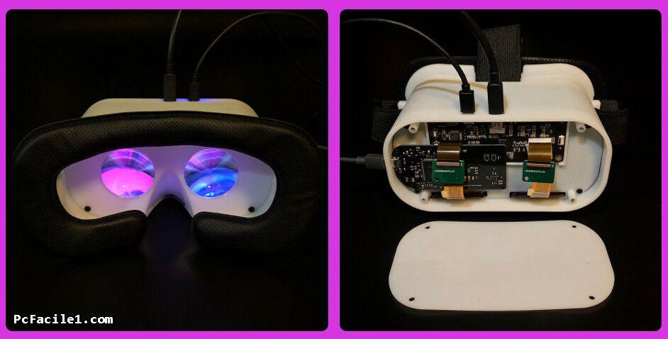 صناعة نظارات الواقع الافتراضي بحوالي 200 دولار فقط Gaming Mouse Gaming Products Game Console