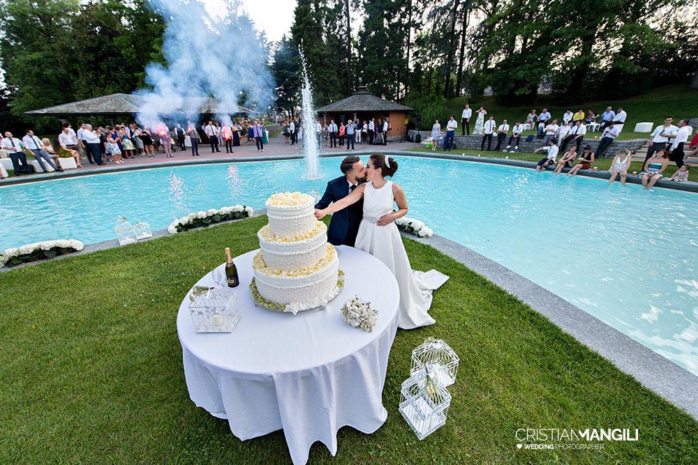 Wedding At The Charming Villa ArteSapori Catering Banqueting Sl Package Milano