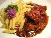 Photo of Pork goulash Pork goulash … – Recipe – # Bee … …