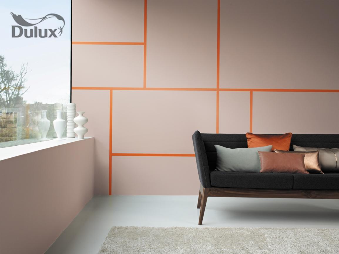 #Dulux #Colour #Orange