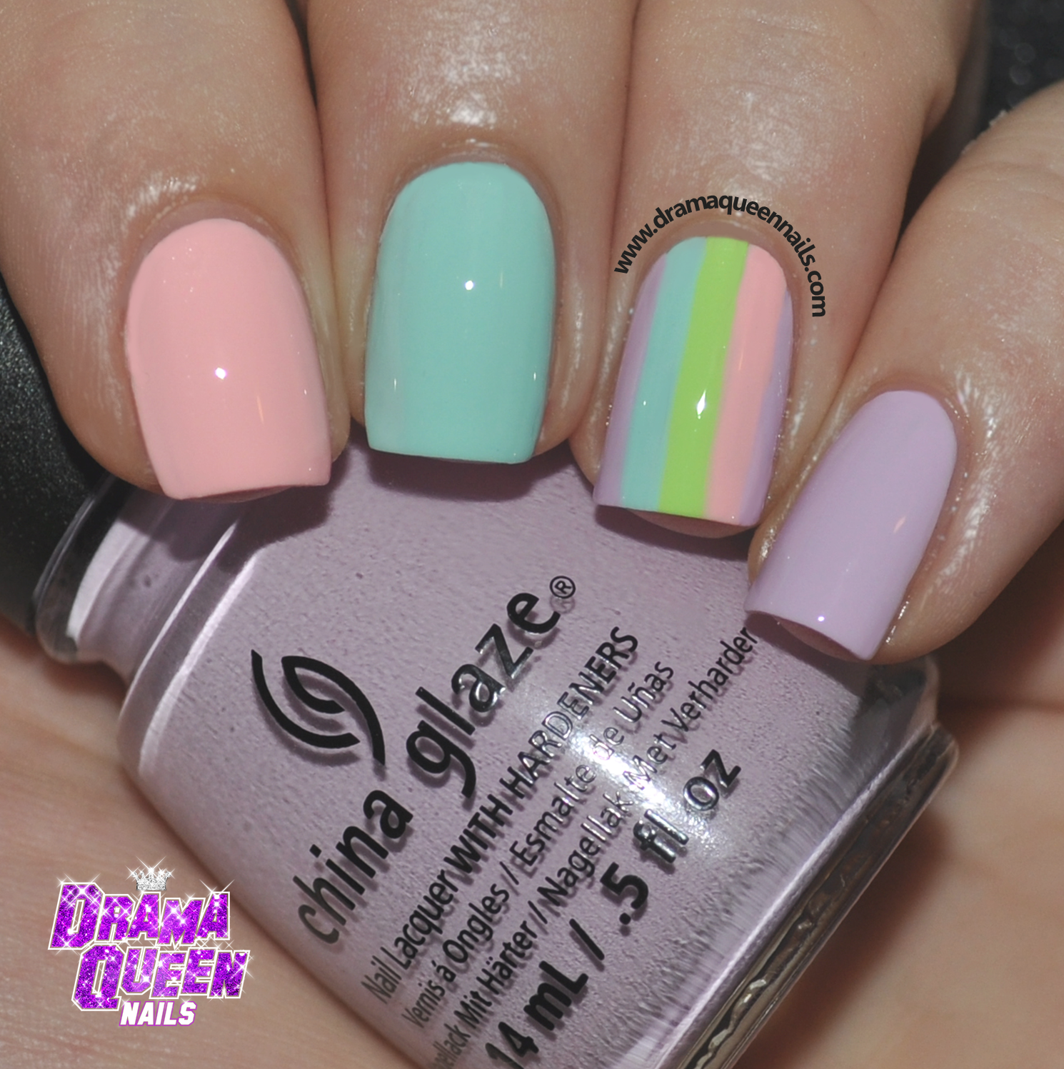 Drama Queen Nails Nail Art Round Up
