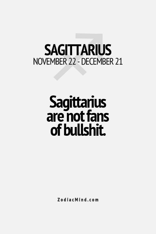 strange facts about sagittarius