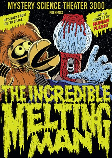 The Incredible Melting Man (1977) | The incredibles, B