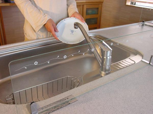 Kitchen Sink Splash Guards Guard Island Best Waterproof Clear Baffle