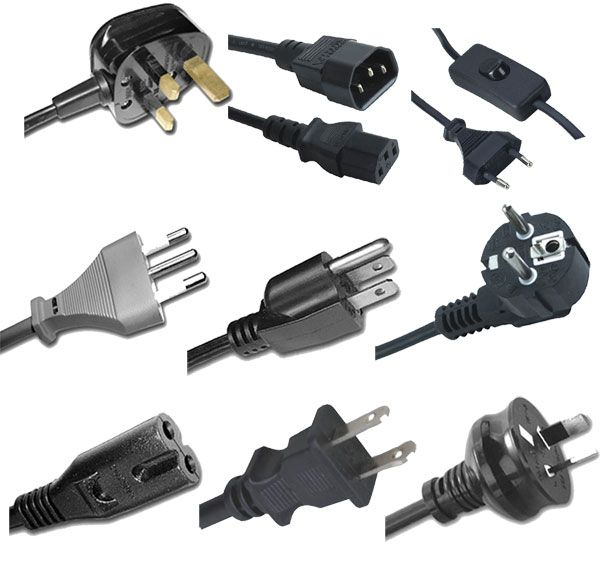 155 Best Power Cords And Cables Images On Pinterest