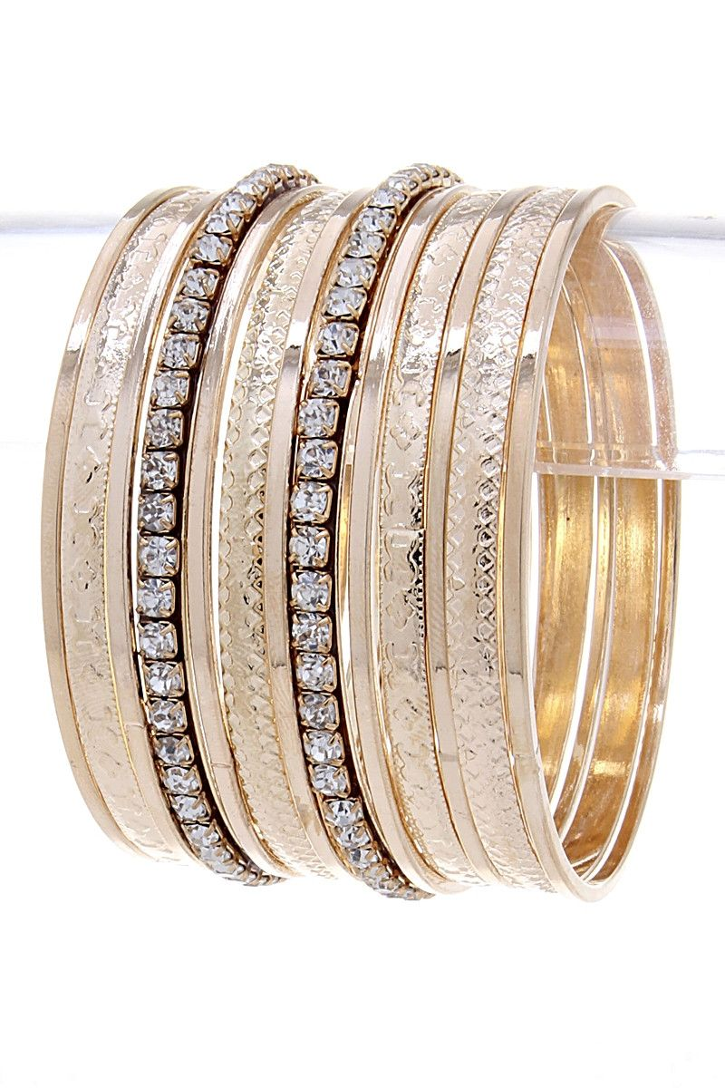Gimme the gold bangle bracelet gold bangles bangle and bracelets
