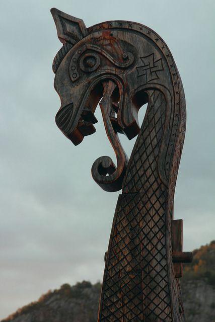Medieval Visions Via Slaget Vid Blodsalv Source M0rtalis Viking Ship Viking Art Viking Longship