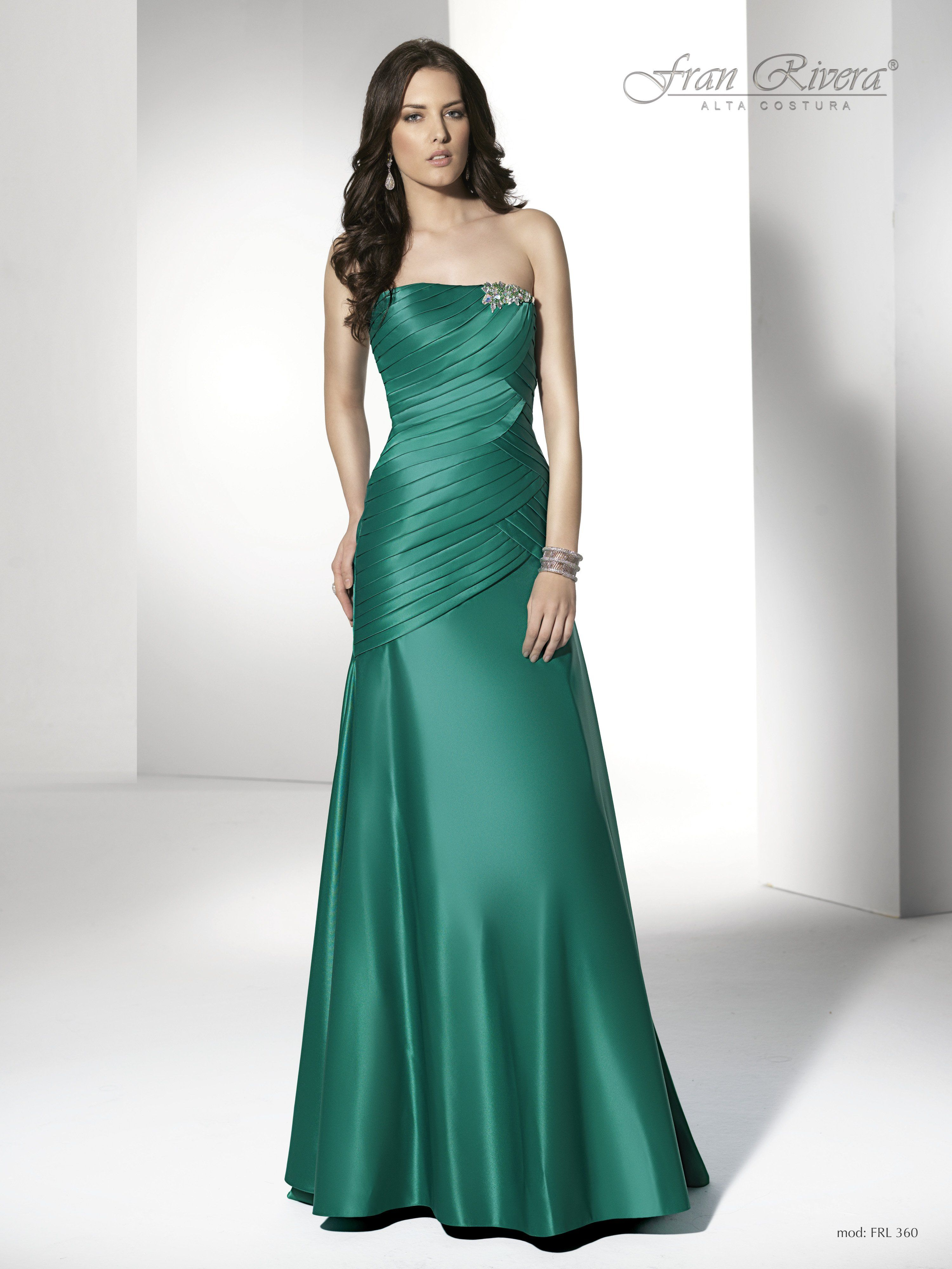 Modas de vestidos de noche largos