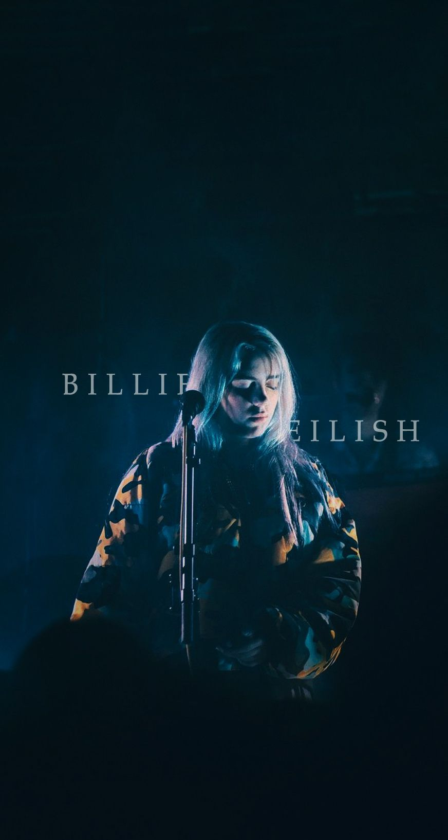 Wallpapers 4k Free Iphone Mobile Games Billie Billie Eilish Singer