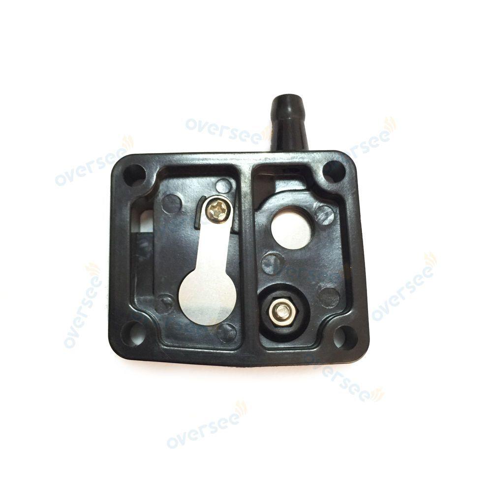 FUEL PUMP BODY 6G1-24412-01 FIT Yamaha Outboard 3HP 6HP 8HP 9.9HP 13.5HP 15HP