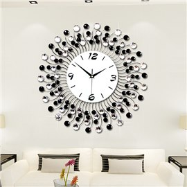 Cheap Modern Wall Clocks Online Large Decorative Wall Clocks Beddinginn Com Page 2 Clock Wall Decor Wall Clocks Living Room Large Wall Clock Decor