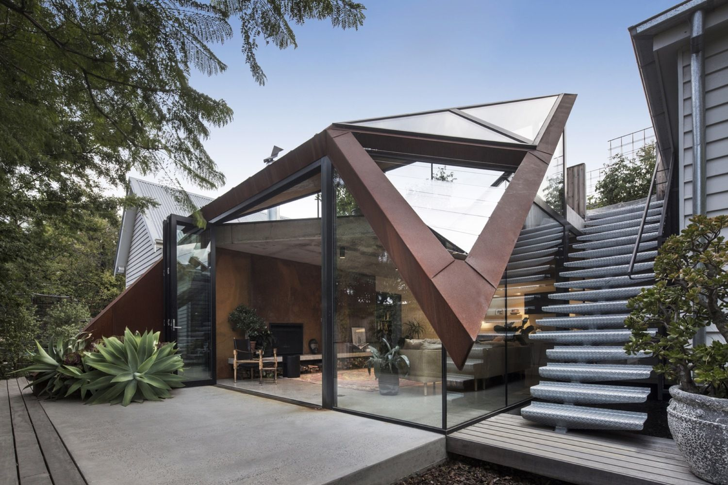 of Wheat House / Damian Rogers Architecture - 1