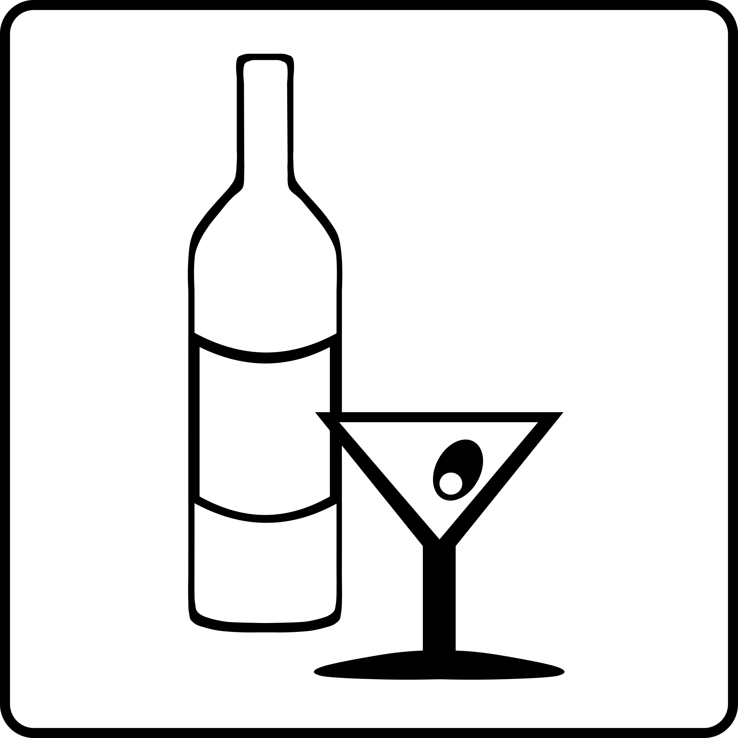 Pin By Mis Apuntes On Arts Free Clip Art Black And White Icon Hotel Bar