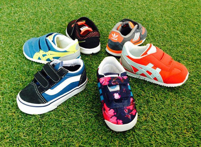 Loving our Footwear! - Kids Footwear, www.oishi-m.com