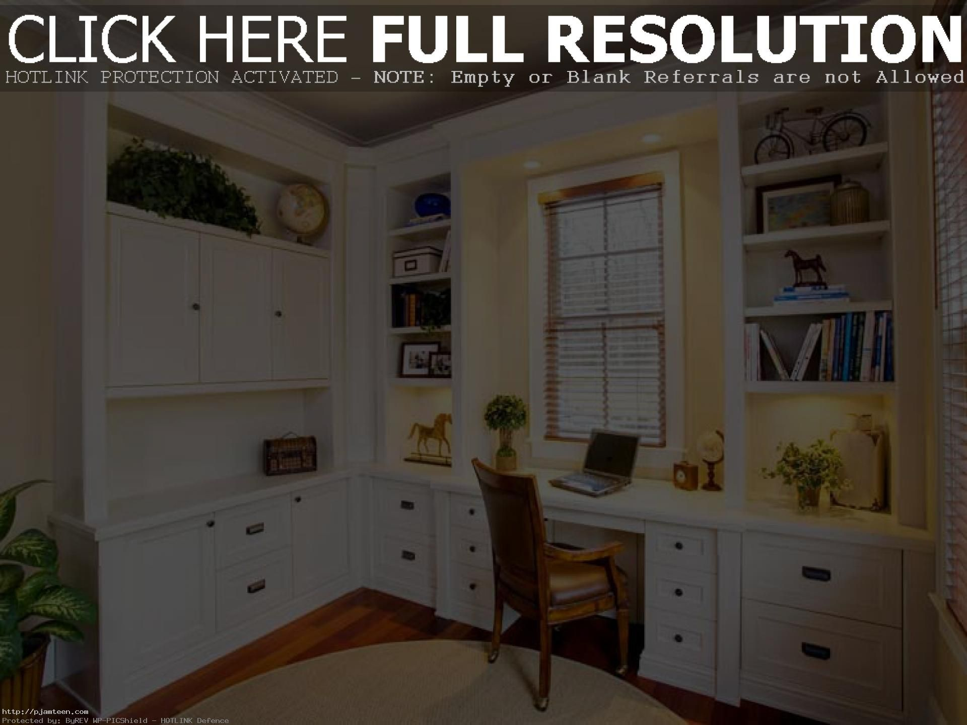 Cool home office built ins office furniture ideas decorating home