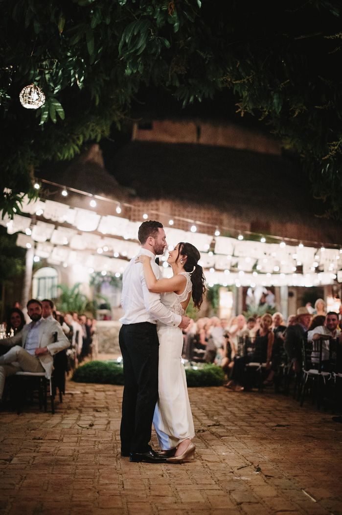 Bride and groom wedding dance | fabmood.com