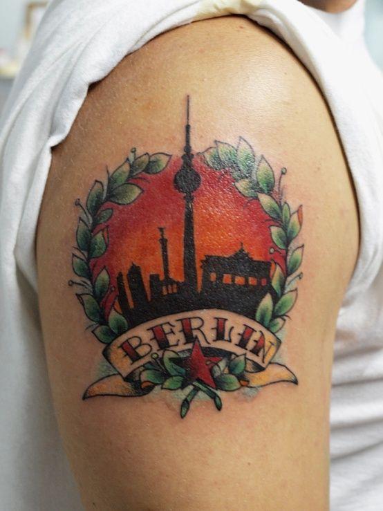 Hauptstadt Tattoo Berlin