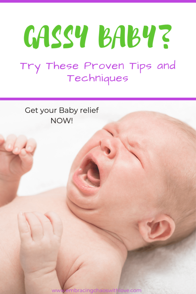 Tips to Relieve and Prevent Baby Gas Naturally in 2020 ...