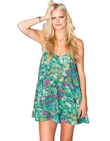 cc7577dc8a Show Me Your Mumu Circus Mini Dress in Rainforest Cafe