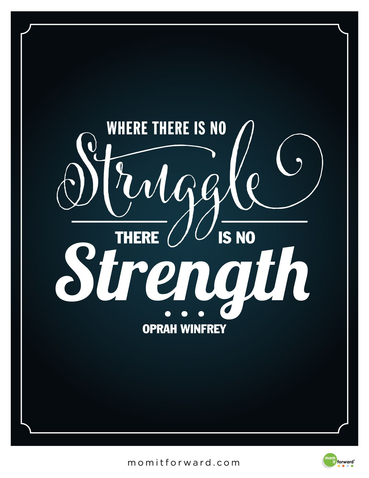 Quotes About Strength Strength Quote  Mom It Forward  Quotes  Pinterest  Strength