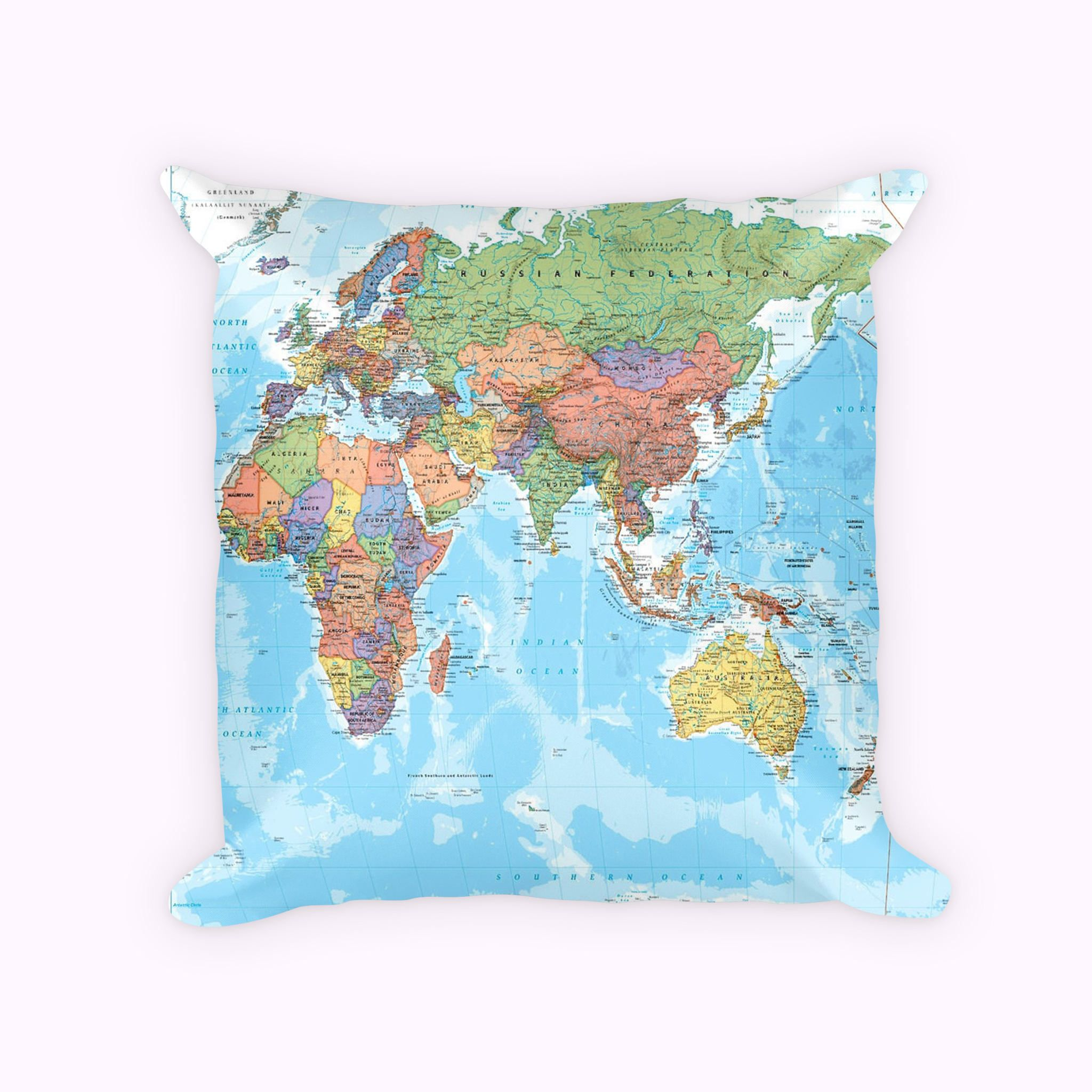 World map pillow world map cushion traveler throw pillow world map pillow cover traveler throw pillow adventurous pillow aeronautical decor pilot gumiabroncs Images
