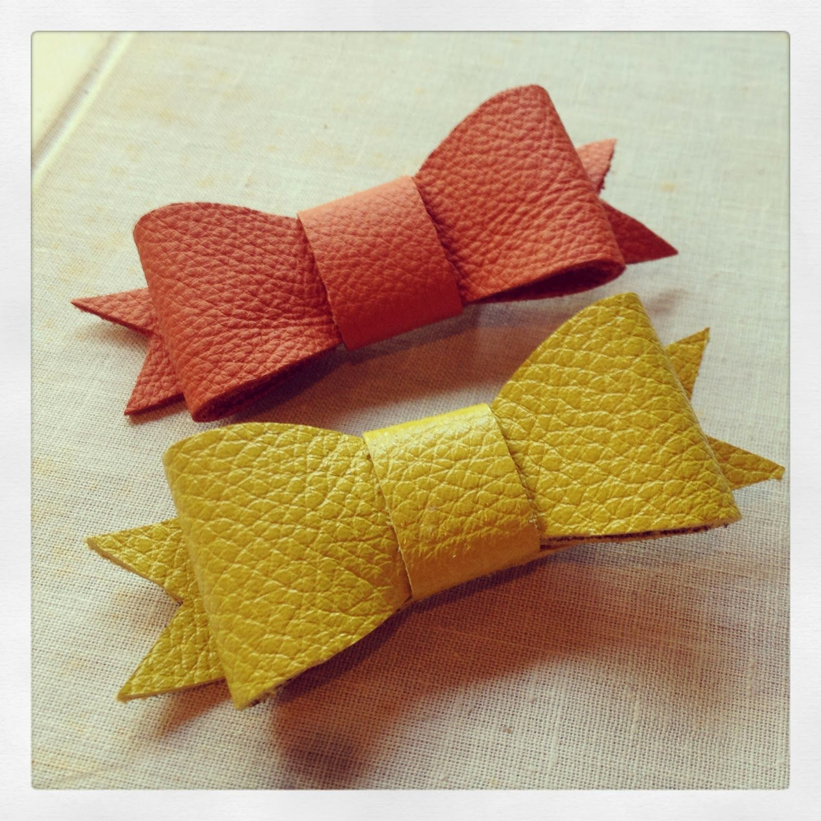 Design by night leather hair bow tutorial kreatv pinterest design by night leather hair bow tutorial baditri Image collections